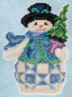 Evergreen Snowman by Jim Shore (2015)