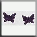 12124 Petite Butterfly Matte Light Amethyst
